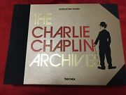 The Charlie Chaplin Archives 2015 Hardcover By Taschen Book 9529