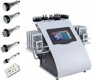 Slimming Cavitation Machine Body Sculpting Liposuction Fat Cellulite Removal6in1