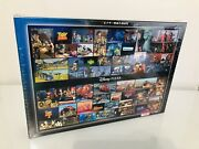 Disney Pixar Movie Jigsaw Puzzle 2000 Pieces New Tenyo Toy Story Monsters Cars