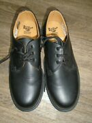 Dr Martens Air Wair Industrial Shoes Size Uk 6.5 Eu 40 British Military Issue