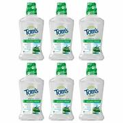 Tomand039s Of Maine Childrenand039s Anticavity Fluoride Rinse Assorted Flavors Sizes