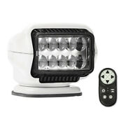 Golight Stryker St Series Portable Magnetic Base White Led W/wireless Handhel...