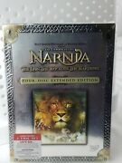 The Chronicles Of Narnia The Lion, The Witch, And The Wardrobe 4-dvd Extended