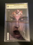 Wonder Woman 56 And 57 Cbcs 9.8 Signed By Jenny Frision