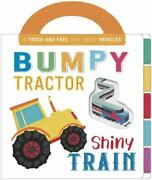 Bumpy Tractor Shiny Train By Igloo Igloo Books 2019 Childrenand039s Board Books