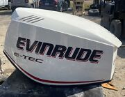 285629 Evinrude Johnson 2006-2008 Etec Engine Cover Cowling Hood 115 Hp
