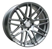 17 Mult Spoke B Style Wheels Rims Fits For Smart Fortwo A453 Forfour W453 4x100