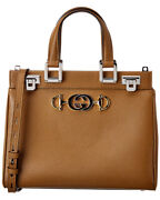 Zumi Small Leather Top Handle Shoulder Bag Womenand039s