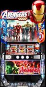 Avengers Pachi-slot Pachinko Machine Selectable Coin-free Or Token Play