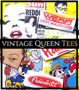 Freddie Mercury Queen Tshirt Betty Boop Wembley John Deacon Budapest Marilyn