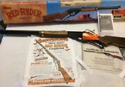 Daisy Red Ryder Model 1938b Bb Rifle In Box New Museum Collector 469 Of 1000