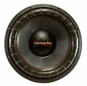 Vfl Audio Comp18 D2 18 Competition Subwoofer New Authorized Distributor