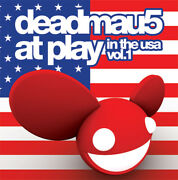 Deadmau5 At Play In The Usa Vol.1 2x Lp New Vinyl Play Colored Wax Limited Ed Fa