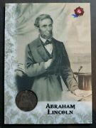 2020 Historic Autographs Potus The First 36 Abraham Lincoln 1861 Dime And039d 18/20