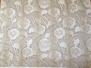 19y Beacon Hill Above Clarity Tapestry Pumice Cream White Larry Laslo Msrp3933