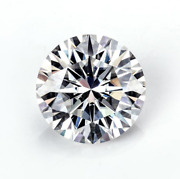 0.75ct Natural Round Diamond D Color Si2 Clarity Excellent Watch Video Gia