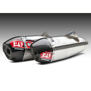 Yoshimura Ss/ss/carbon Rs-9t Signature Series Dual Exhaust System - 22843ar520