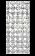 2010-2021 Complete America The Beautiful Quarter Sets. 56 Coins Free Shipping