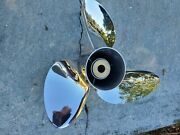 Suzuki Outboard Stainless Steel Propeller 3 By 16 By 20r