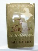 The Snow Goose, Paul Gallico, 1941, Knopf - 1st Ed. / 2nd Print - Signed