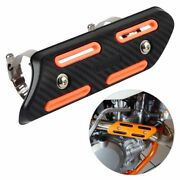 Exhaust Heat Shield Protector Guard For Dirt Bike Ktm Exc Sxf Excf Excw Xcfw