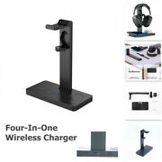 Wireless Charger Four-in-one Multi-function Mobile Phone Watch Headset Holder