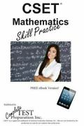 Cset Math Ctc Skill Practice Practice Test Questions For The Cset...
