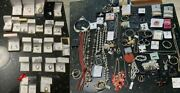 New High End Jewelry Lot 100+ Pc Givenchi Guess Thalia Bcbg Inc Anne Klein +++