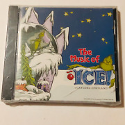 The Music Of Ice At Gaylord Opryland Christmas Album New Cd Dr. Seuss