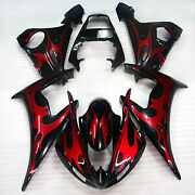 Injection Molding Body Work Fairing Suit For Yamaha Yzf-600 R6 2004 2005 04 05