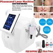 Picosecond Laser Tattoo Pigment Removal Machine Skin Whitening Spot Removal 2021