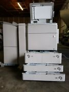 Canon Imagerunner Advance C7260 Color Printer/copier W/finisher And Paper Deck