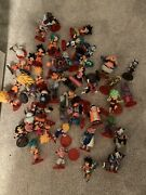 Huge 47 Figure Wcf Lot Dragon Ball Dbz And Super Collection