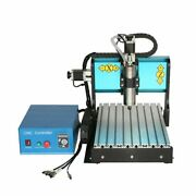 Hig 110v 1500w 3 Axis Cnc3040 Router Engraving Drilling Milling Machine Usb Port