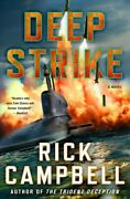 Deep Strike Hardcover By Campbell Rick Like New Used Free Shipping In The Us