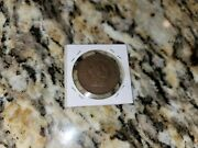 1902 Canada Edward Vii Large One Cent Penny Coin Xf