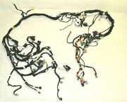 2015-2016 Ford Edge Titanium Used Oem Instrument Panel Wiring Harness Assembly