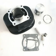 For Yamaha Blaster 200 Yfs200 Dt200 1988-06 66mm Cylinder With Piston Gasket Kit