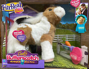 Furreal Friends Baby Butterscotch My Magical Show Pony - New In Box- Rare