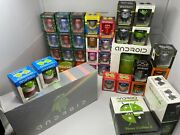 Android Mini Collectible Vinyl Figures Mega Bundle Lot - Sealed Andrew Bell