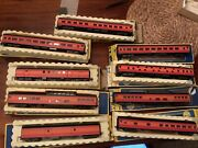 Ho Scale Ahm Southern Pacific Sunset Limited Cars - See Description