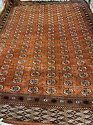11and0393 X 15and0393 Pakistani Bokhara Oriental Rug - Full Pile - Hand Made - 100 Wool