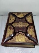 Large 1885 Parallel Bible With 2000 Illustrations
