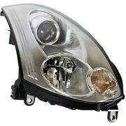 New Right Side Hid Head Light Assembly 2006-2007 Fits Infiniti G35 In2503128
