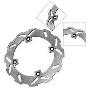 Motorcycle Rear Brake Disc Rotor Fit For Suzuki Ts125r 200r Dr250 250s 350s 350r