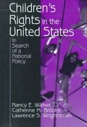 Childrenand039s Rights In The United States In Search Of A National Policy Hard...