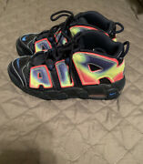 Nike Air More Uptempo Qs Gs Heat Map Sz 6.5y[847652-400]