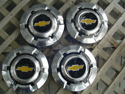 1968 1974 Vintage Gmc Chevrolet Pickup Truck Blazer Hubcaps Wheel Covers 1/2 Ton