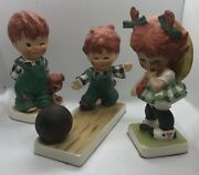 Hummel By Charlot Byj Red Hair Strike Little Miss Coy And The Roving Eye