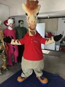 Toys R Us - Geoffrey The Giraffe Official Mascot Costume - Extremely Rare